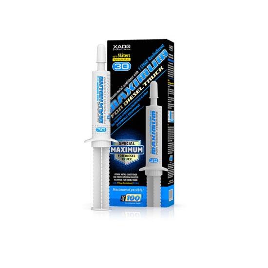 Atomic Metal Conditioner XADO Maximum Power Steering For Diesel Truck