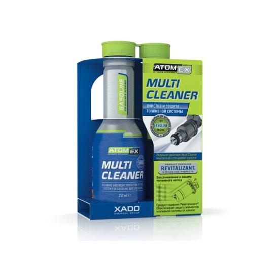 XADO ATOMEX MULTI CLEANER FOR GAS/LPG ENGINE