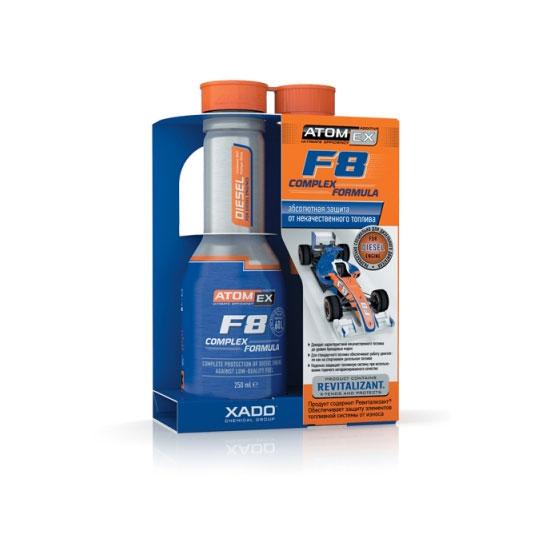 Atomex F8 Complex Formula diesel