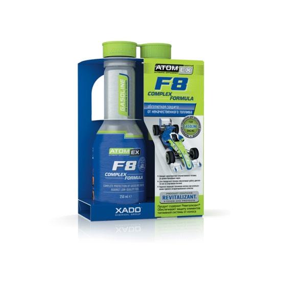 Atomex F8 Complex Formula gasoline