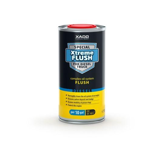 Xado Xtreme Flush For  Diesel Truck Oil System