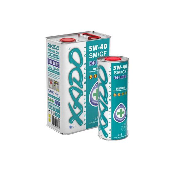 XADO Atomic Oil 5W-40 SM/CF Eco Drive