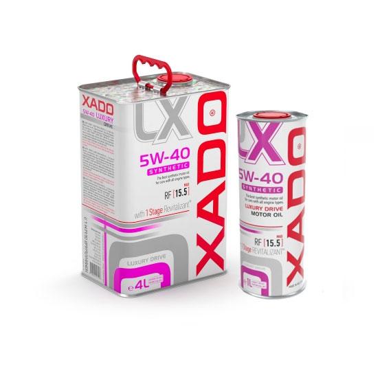 XADO Luxury Drive 5W-40 SYNTHETIC