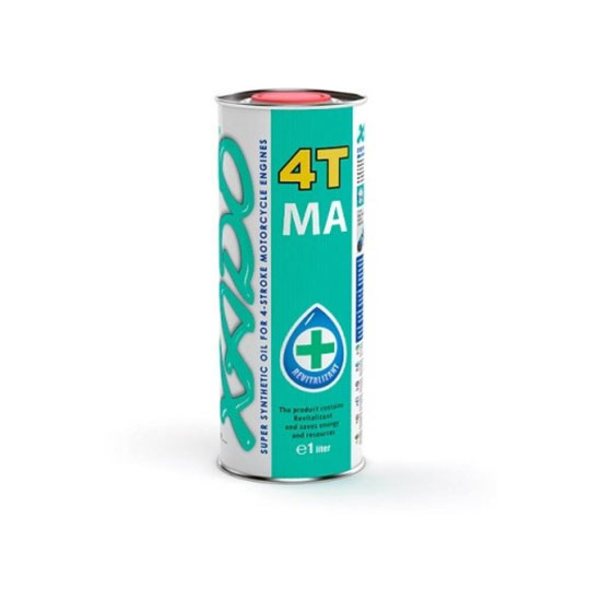 XADO Atomic Oil 10W-40 4T MA Super Synthetic