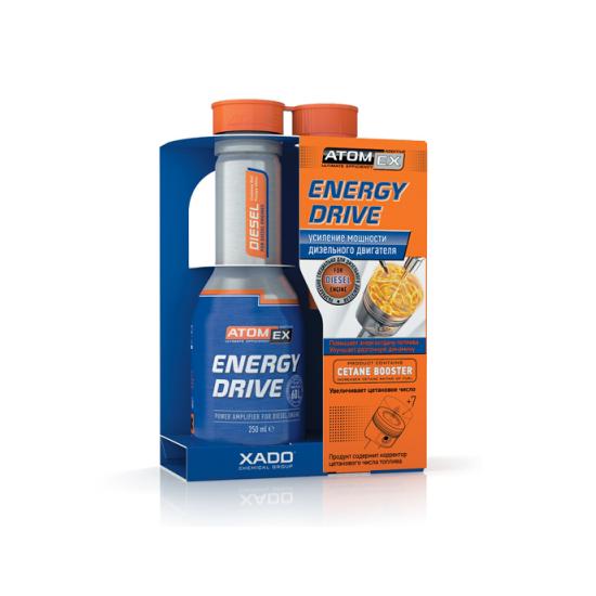 XADO ATOMEX ENERGY DRIVE DIESEL  ALU250ML